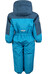 Color Kids Razor Padded Coverall Turkish Tile